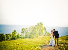 Steamboat Colorado Mountain Wedding
