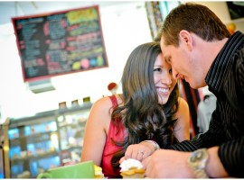 Cupcake Shop LODO Engagement