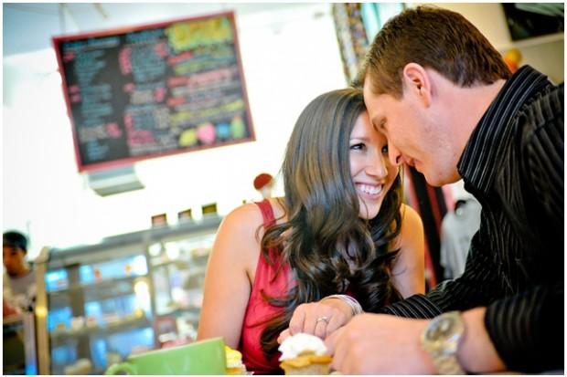 Cupcake Shop LODO Engagement