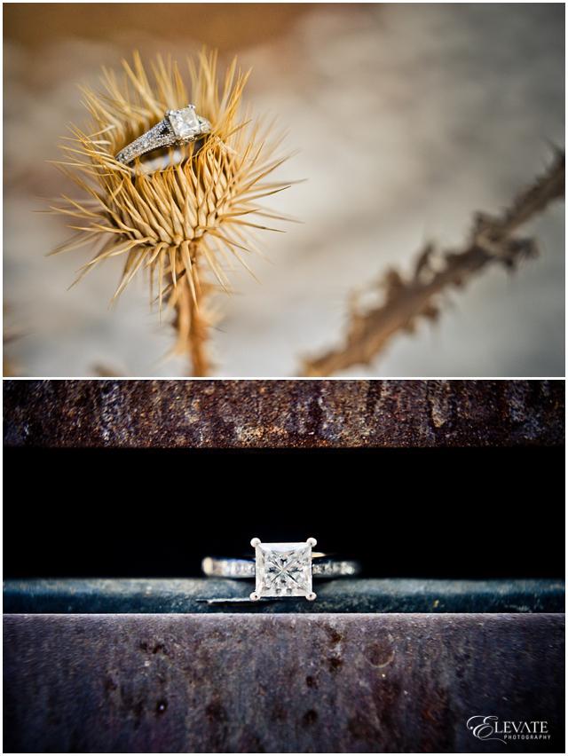 pretty engagement ring
