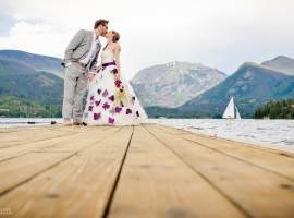 Grand Lake Colorado Wedding