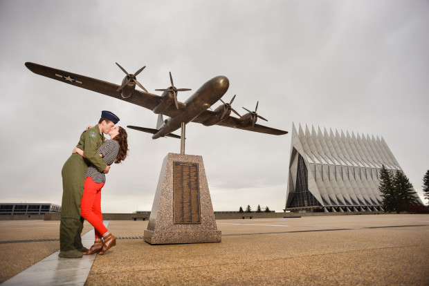 Airforce Academy Engagement