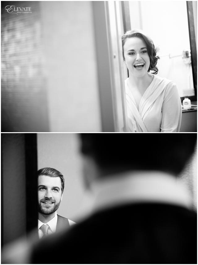 Golden Hotel Wedding Photos