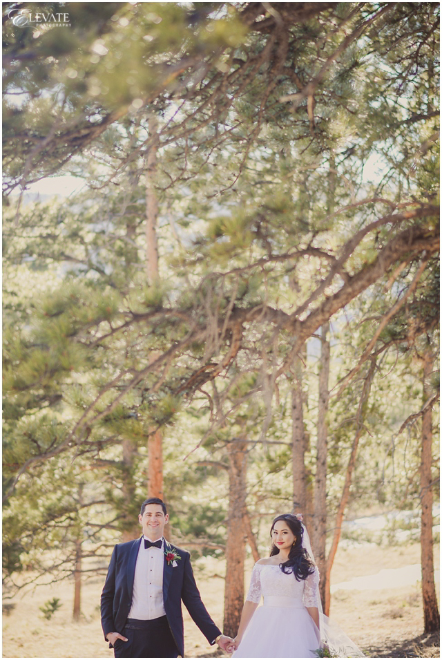 Christopher Raquel Mary S Lake Lodge Estes Park