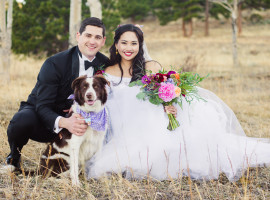 Mary's Lake Lodge Wedding