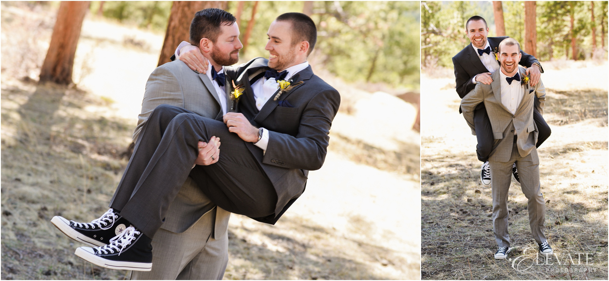 Jenn Blaine Della Terra Wedding Photos Denver