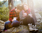 Engagement shoot idea guide