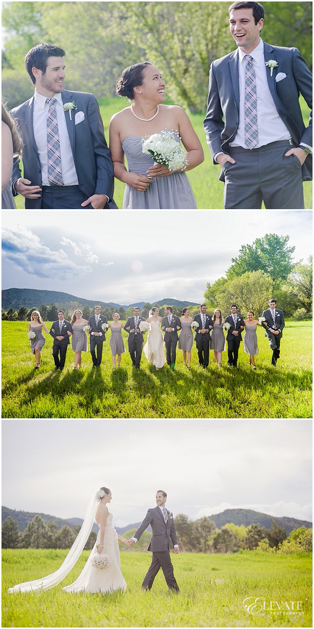 Kristen Eric Denver Botanic Gardens At Chatfield Wedding Photos Denver Wedding