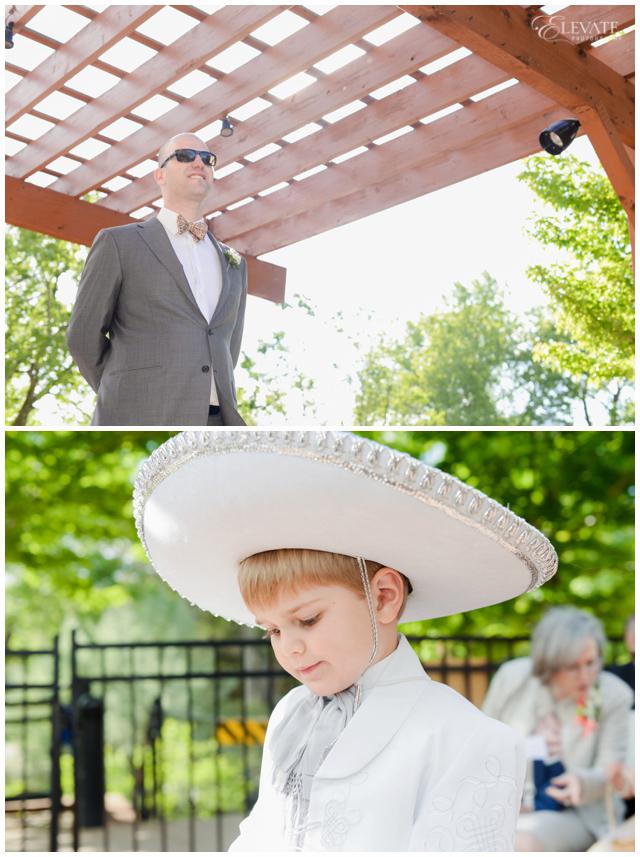 Jeremy Lauren Golden Hotel Wedding Photos Denver