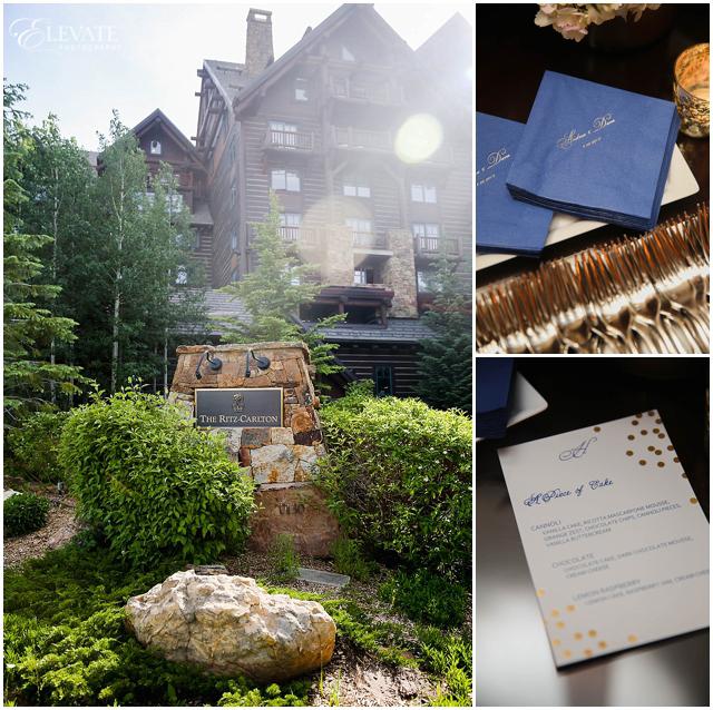 Ritz Carleton Bachelor Gulch Wedding Photos029