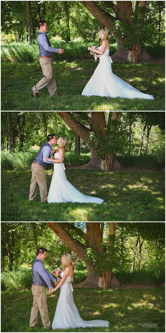 Denver Botanic Gardens at Chatfield Wedding Photos_0010