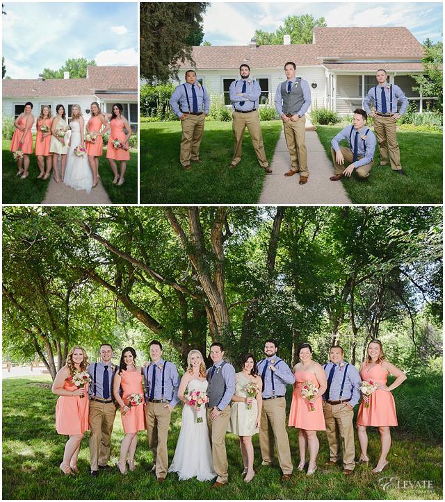 Laura + Brian | Denver Botanic Gardens at Chatfield Wedding Photos ...