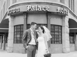 brown palace wedding photos