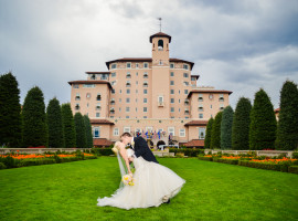 The Broadmoor Wedding Photos in Colorado Springs