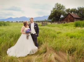 boulder barn wedding photos