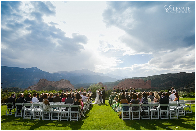 Bryn Carter Garden Of The Gods Club Wedding Photos Denver Wedding Photographers Elevate