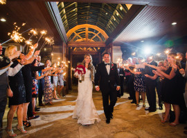 Wedding at Sanctuary Golf Course in Sedalia