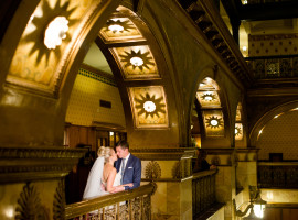 Brown Palace and University Club Wedding Photos