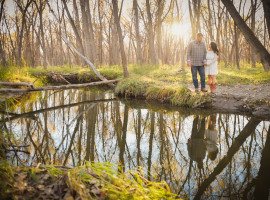 Cherry Creek State Park Engagement Photos