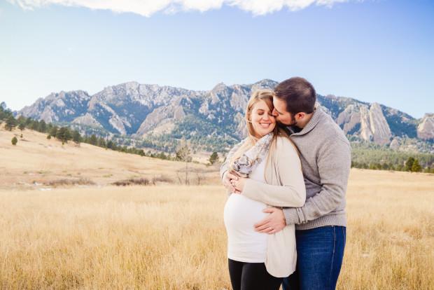 Boulder Maternity Photos