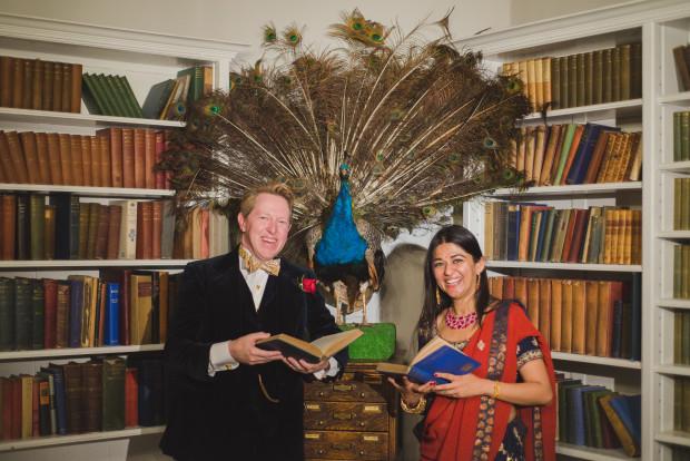 University Club of Denver Indian wedding photos