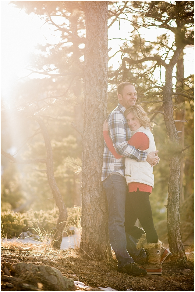 Sanitas Brewing and Snow Engagement Photos_0005