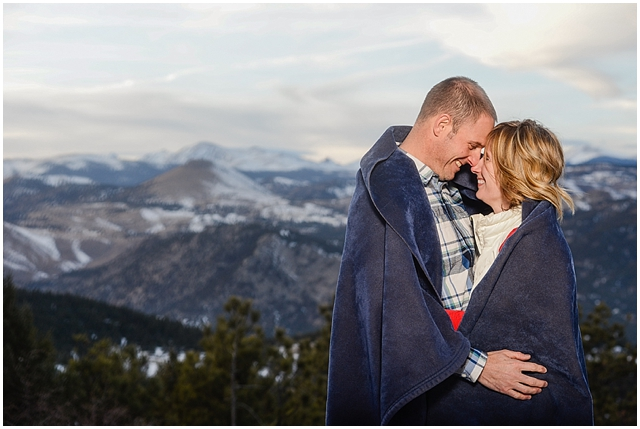 Sanitas Brewing and Snow Engagement Photos_0010