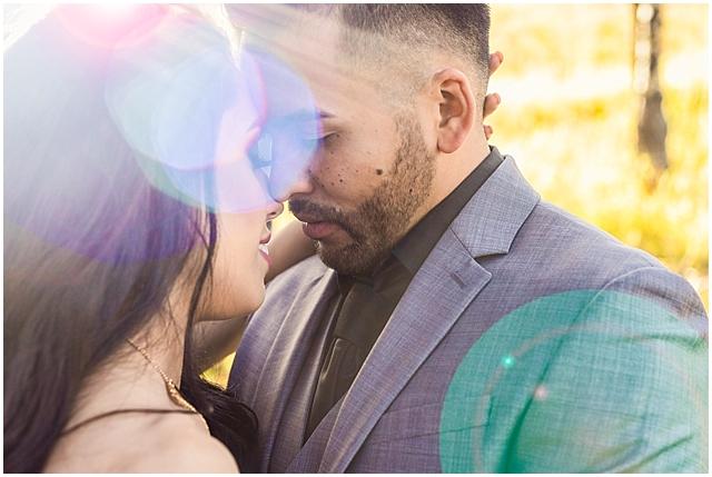 best colorado engagement photo
