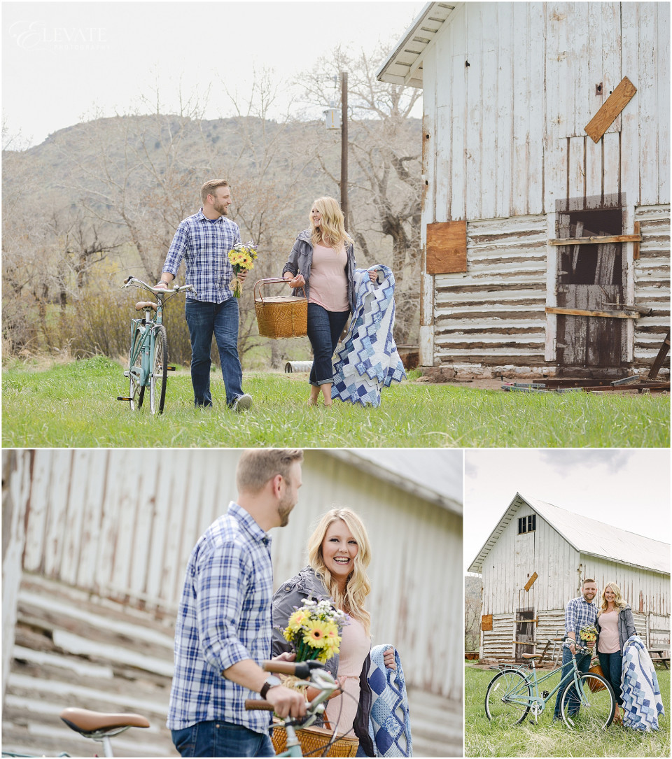 Vintage Themed Engagement Photos_0001