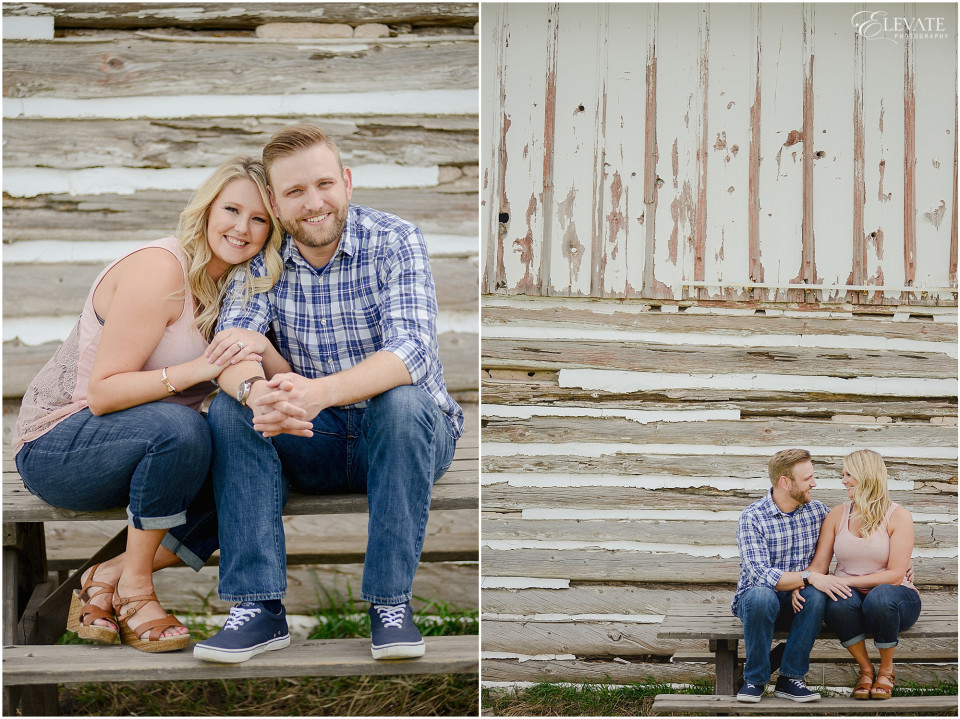 Vintage Themed Engagement Photos_0006