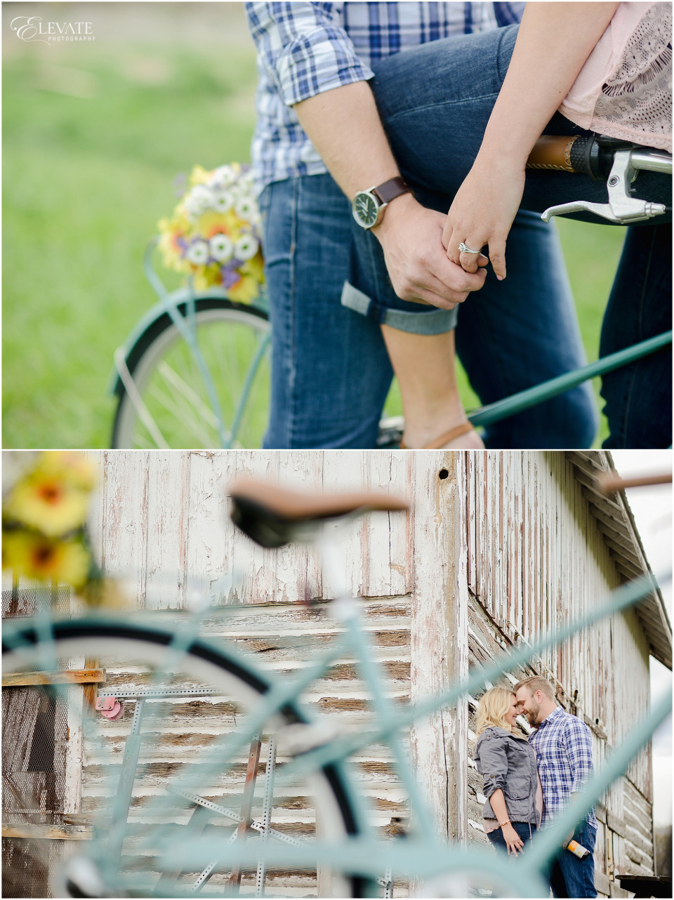 Vintage Themed Engagement Photos_0008