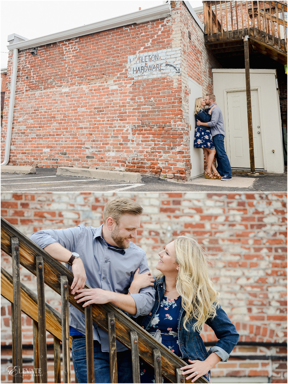 Vintage Themed Engagement Photos_0013