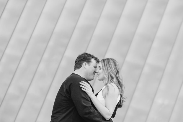 denver art museum engagement photos
