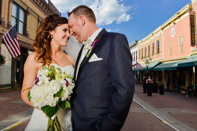 Ameristar spa and casino, Crab apple creek flowers, colorado wedding photographer