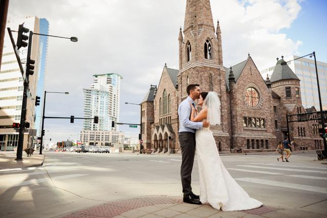Brown Palace, colorado wedding photographer