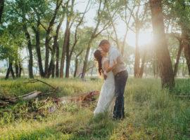 del norte country wedding photos