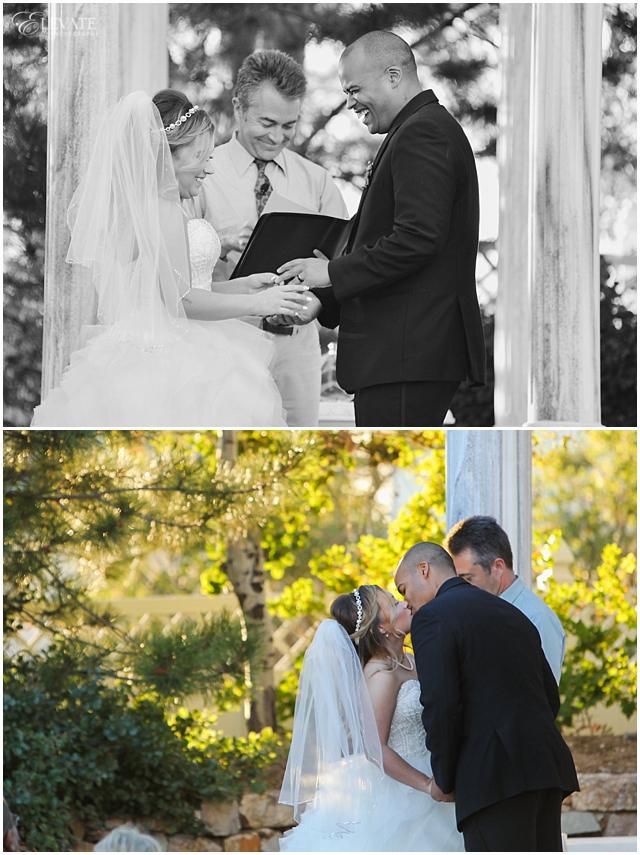 Bill and danielle wedding