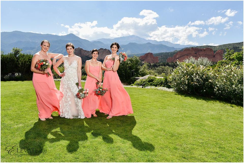 Alyssa Jeremy Garden Of The Gods Club Wedding Photos Denver Wedding Photographers