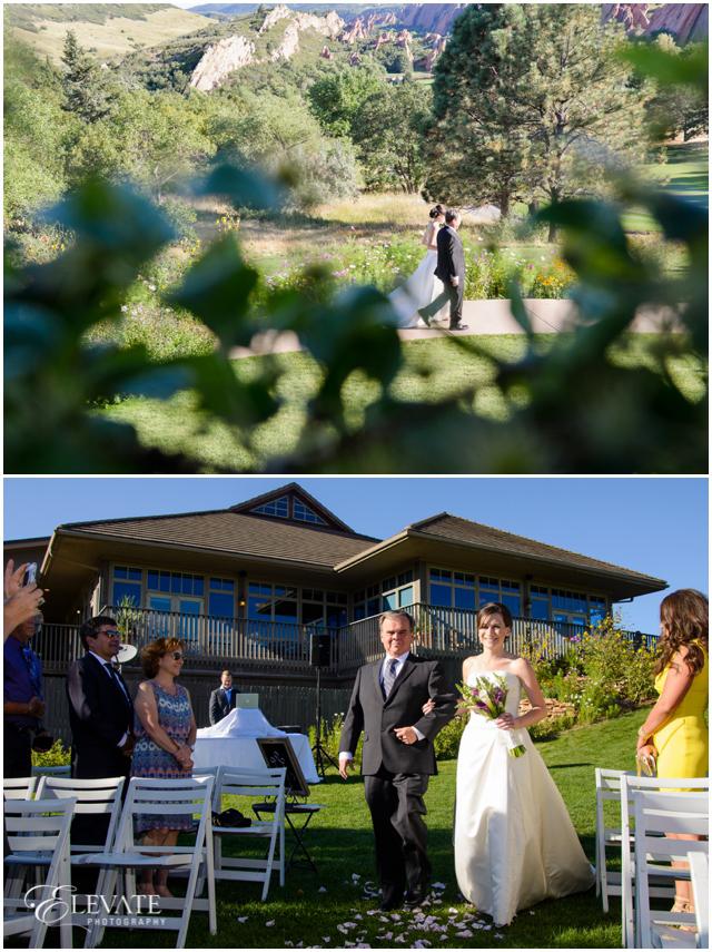 Fenway golf club wedding