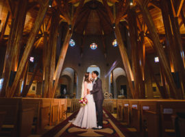 Our Lady of Loreto and Sanctuary Golf Club wedding photos
