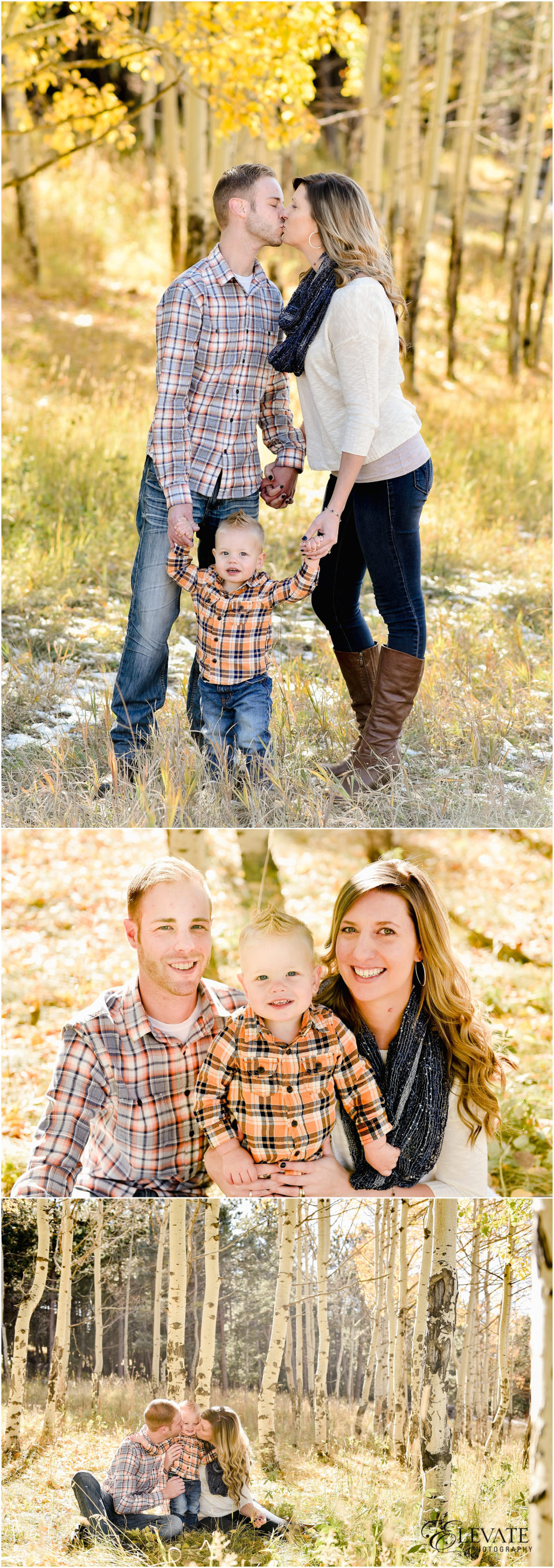 The Eldrenkamps | Fall Family Photos - Denver Wedding Photographers - Elevate BlogDenver Wedding ...
