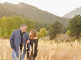 evergreen lakehouse engagement photos