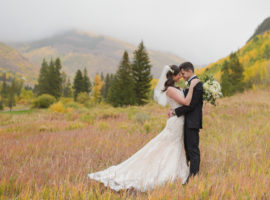 vail wedding photos