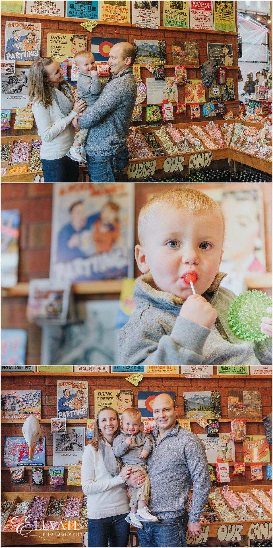 Rocket Fizz Family Photos