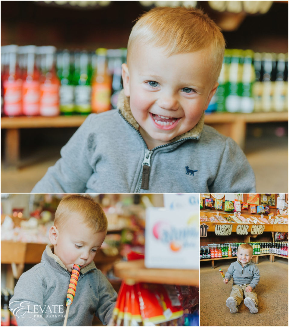 Rocket Fizz Family Photos