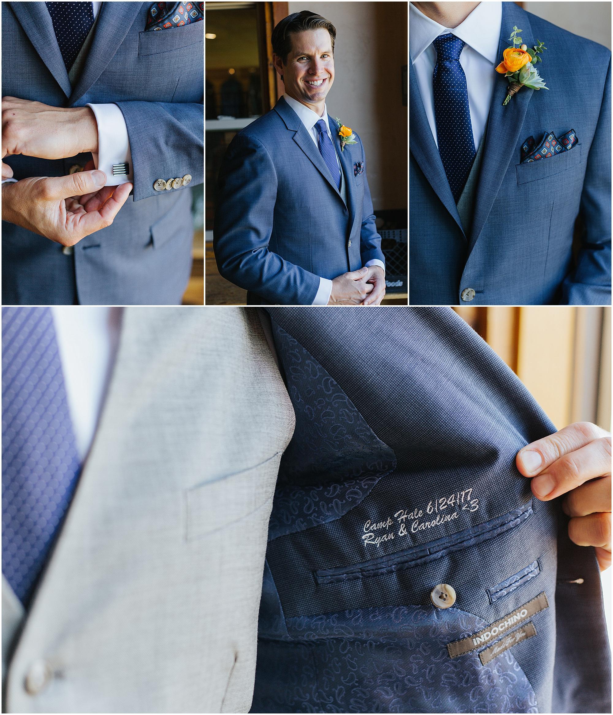 Carolina + Ryan | Camp Hale Wedding Photos - Denver Wedding ...