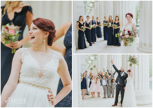 classic denver wedding