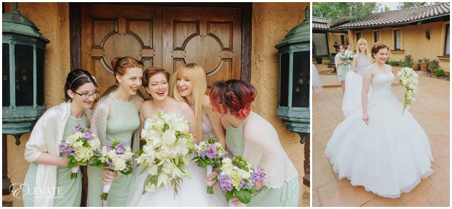 classic bridesmaids