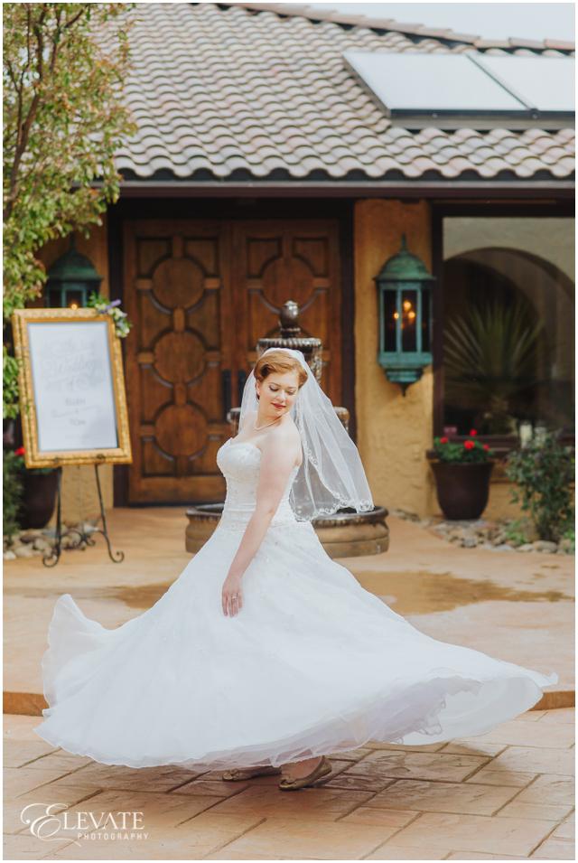 villa parker bride