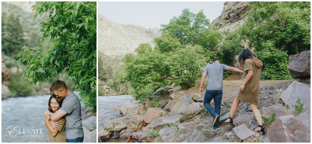 clear creek engagement